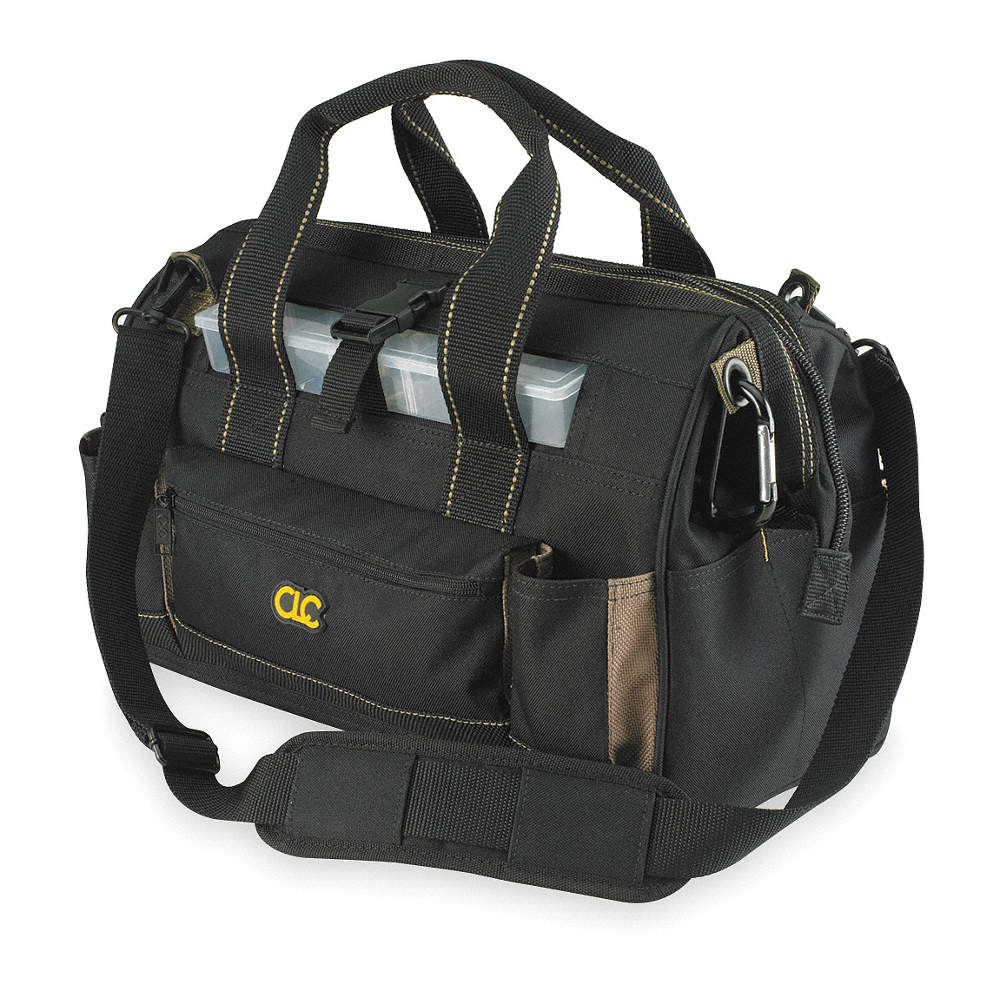 "CLC 16"" Tool Bag w/ Top-Side Parts Tray - 1534"