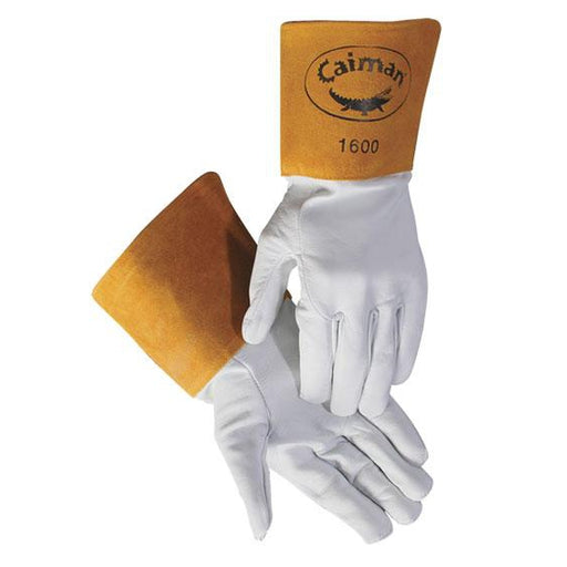 Caiman Goat Leather MIG/TIG Series Gloves - 1600