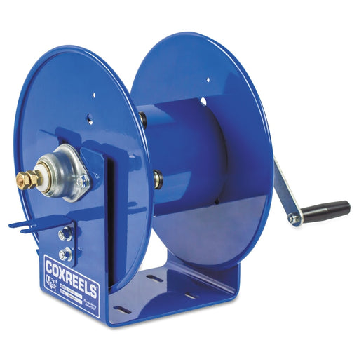 Coxreels Challenger Hand Crank Welding Cable Reels, 100 ft, 2/0 AWG - 112WCL-6-20