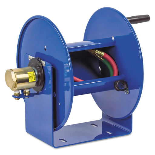 Coxreels Twin-Line Welding Hose Reel 100ft w/o Hose - 112WL-1-100