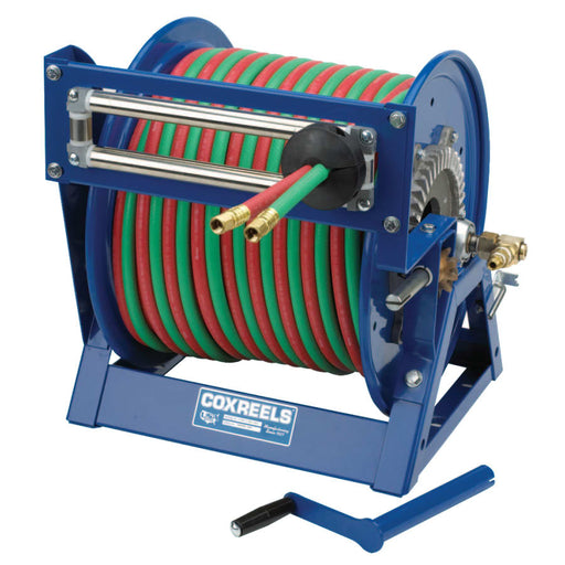 Coxreels 1275W-C Series 100ft Hose Reel, No Hose - 1275WL-3-100-C
