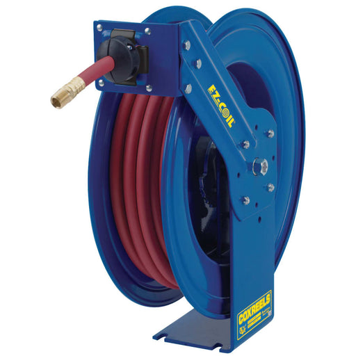 Coxreels EZ-Coil Heavy Duty 50ft Safety Reel, No Hose - EZ-SH-450