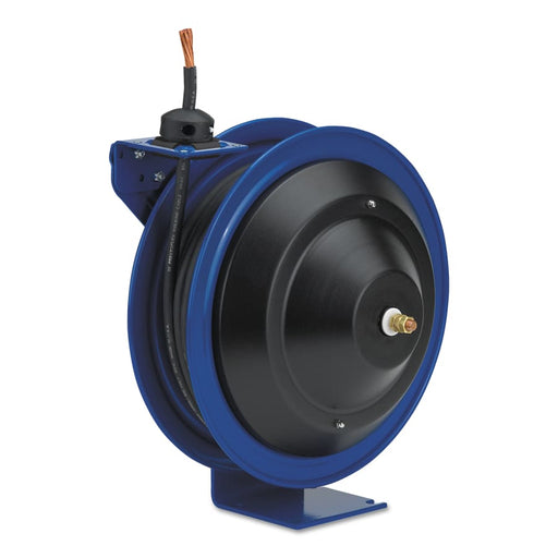 Coxreels P-WC Welding Cable Reel 50ft w/o Hose, #1 AWG - P-WC17-5001