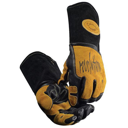 Caiman Revolution Cow Grain Leather Gloves - 1832