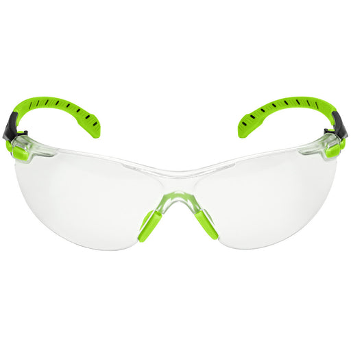 front of the 3M S1201SGAF Safety Glasses