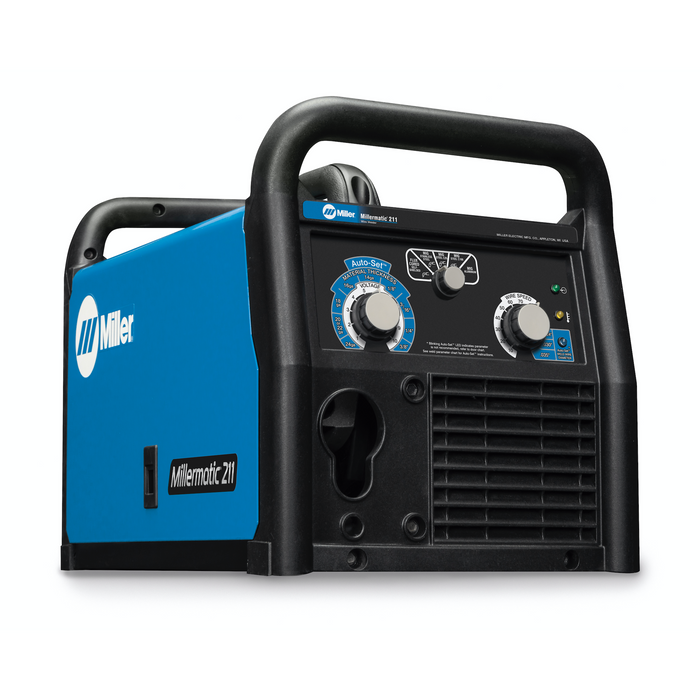 Miller Millermatic 211 MIG Welder w/ Advanced Auto Set - 907614