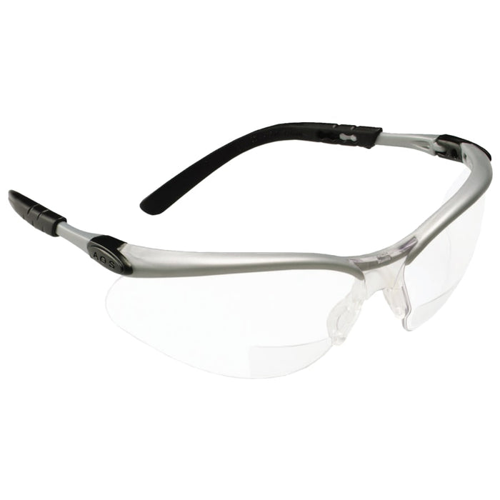 AO Safety BX Safety Glasses w/ Hard Coat, +1.5 Diopter - 11374-00000-20