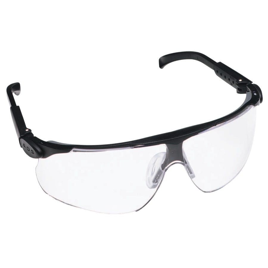 AO Safety Maxim Safety Glasses w/ Anti Fog Hard Coat Lens, 10/pk - 13250-00000-20