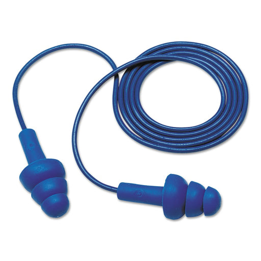 E-A-R Ultrafit Metal Detectable Corded Earplugs, 100/pk - 340-4007
