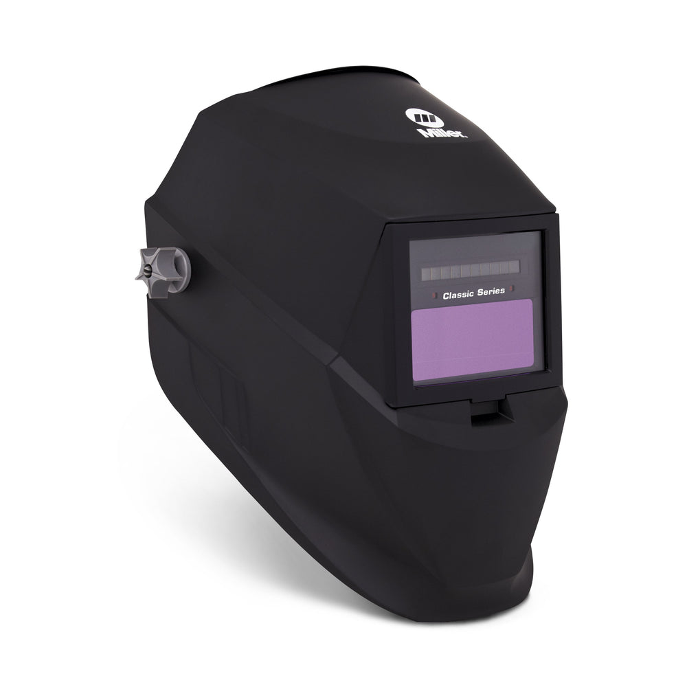 Miller Classic Series Welding Helmet, Variable Shade - 251292