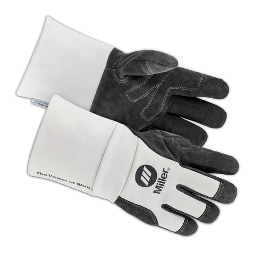 Miller Classic MIG Gloves Cow / Pig Split Leather