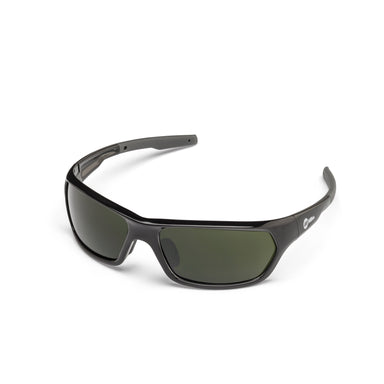 Right side view of the Miller Slag Shade 5 Safety Glasses 272205