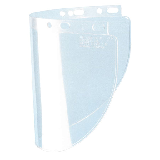 "Fibre Metal High Performance Faceshield, 8"" x 11.25"" - 4118-CL"