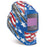 Miller Digital Elite Stars and Stripes Welding Helmet from the side 281002