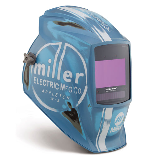 Miller Digital Elite w Clear Light Lens Helmet - Vintage - 281004