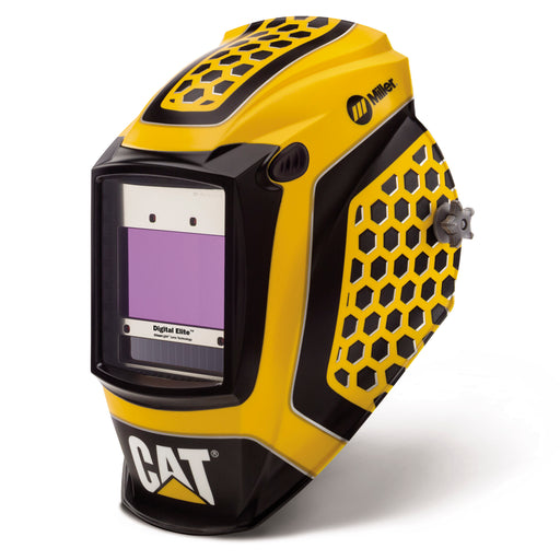 Miller Digital Elite w Clear Light Lens Welding Helmet - CAT - 281006