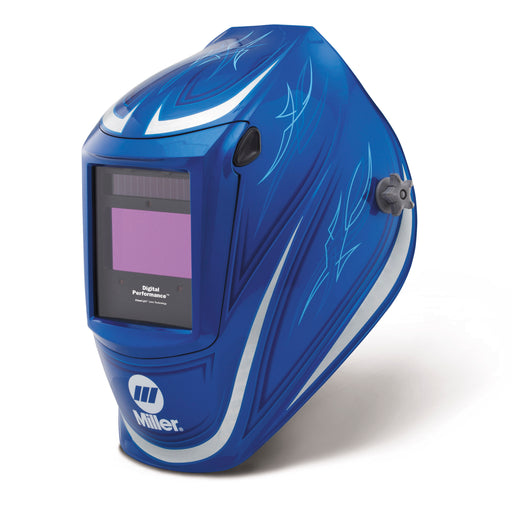 Miller Digital Performance Welding Helmet w/ Clear Light, '64 Custom - 282002