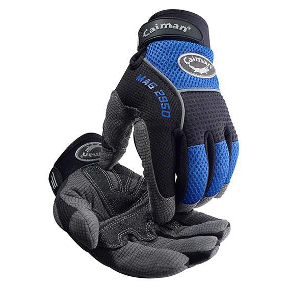 Caiman 250 MAG RhinoTex Leather G-Grip Palm Gloves - 2950