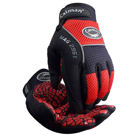 Caiman MAG Multi Activity Glove RhinoTex Silicone Grip - 2951