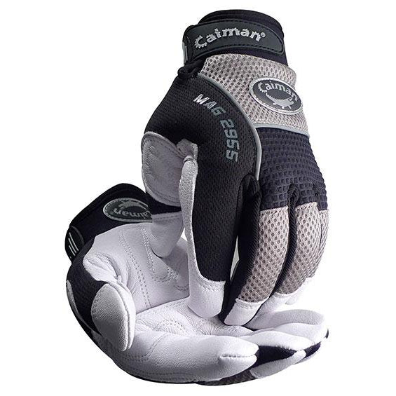Caiman Multi Activity Goat Grain Leather Gloves - 2955