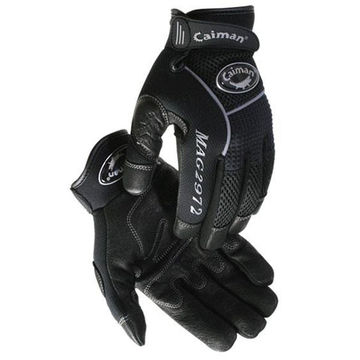 Caiman Multi-Activity Deerskin Leather Gloves - 2972