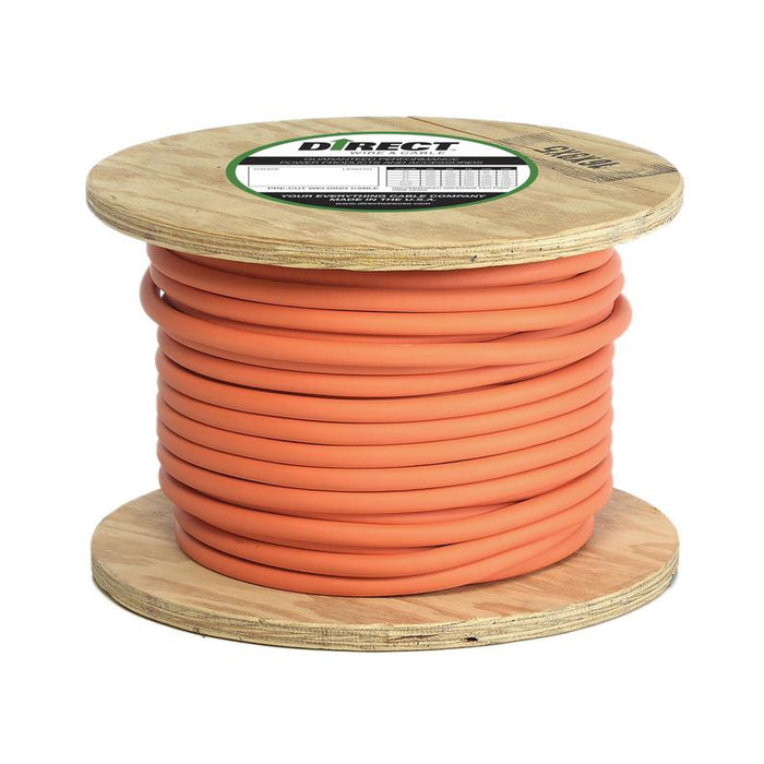 Direct Wire #2 Ultra-Flex Welding Cable -  250ft - #2_250