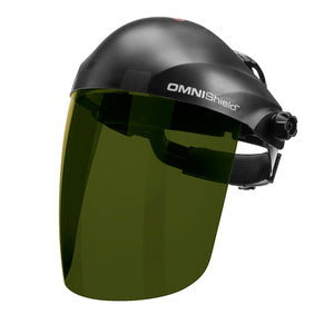 Lincoln OMNIShield Professional Face Shield, Shade 5 IR - K3754-1