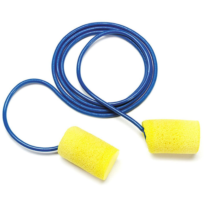 E-A-R Classic Corded Foam Earplugs, 500/pk - 311-1081