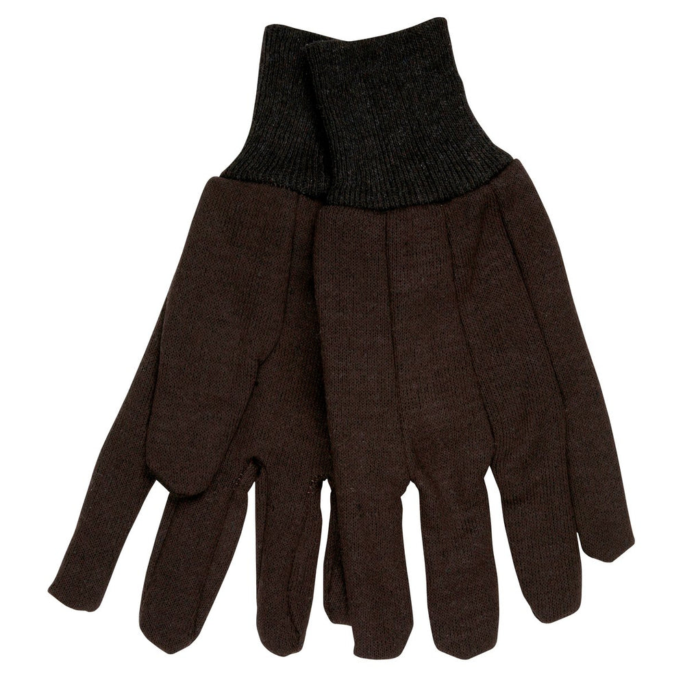 Memphis Glove Cotton Jersey Gloves w/ Jersey Lining, Large - 7100