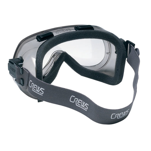 MCR Safety 24 Series Safety Goggles, Anti-Fog w/ Foam Lining - 2410F