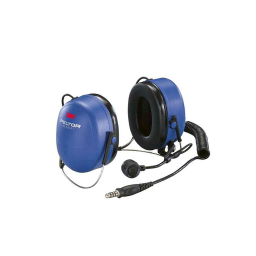 3M Peltor MT Series 2-Way Communication Headset (Neckband) - MT7H79B-FM-50