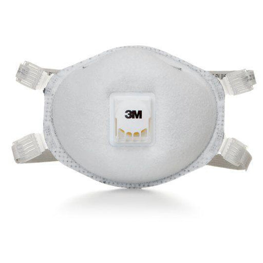 3M N95 Particulate Respirator, w Faceseal & Nuisance Level OV, 10 pk - 8214