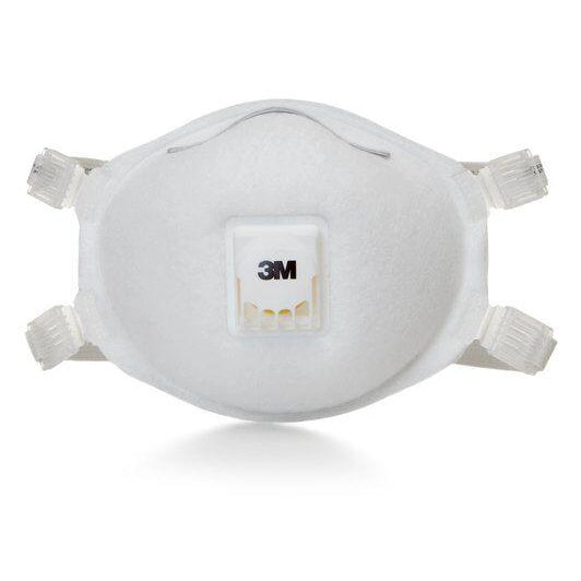 3M Particulate Welding Respirators w/out Face Seal - N95 - 10/box - 8512