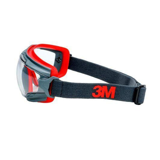 3M 500 Series Splash Goggles - Clear Anti-Fog - GG501SGAF