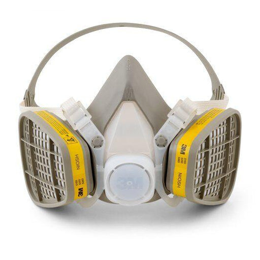 3M 5000 Series Half Facepiece Respirator, OV/Acid Gas - 5203