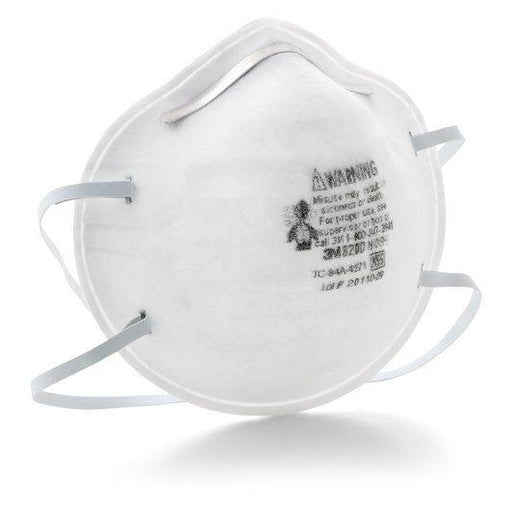 3M Particulate Respirators - N95 - 2 Pack - 8210
