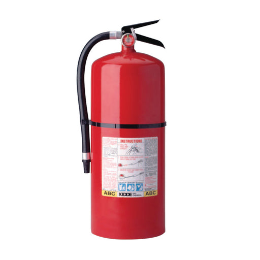 Kidde ProLine Multi-Purpose Dry Chemical Fire Extinguishers-ABC Type, 18 lb Cap. - 466206