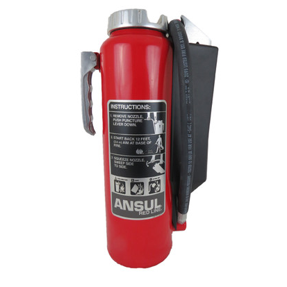 Ansul Foray, A05 Chrome Non-Ul Dry Chemical Extinguisher - 430864