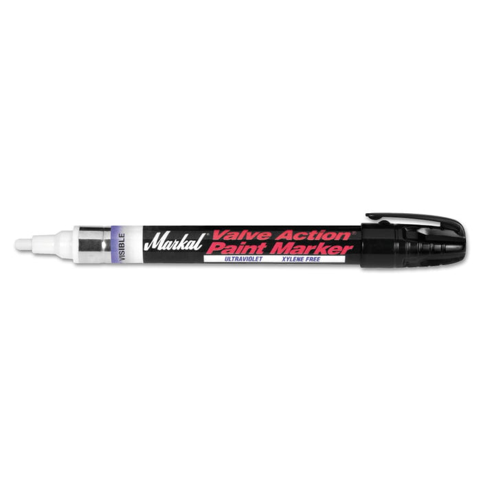Markal Valve Action Paint Marker Invisible UV - 97054