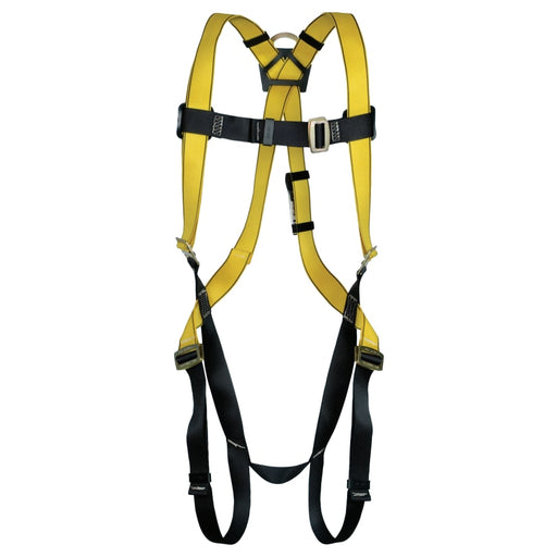 MSA Workman Harness w/ Qwik-Fit Leg Buckles, Size XL - 10072480