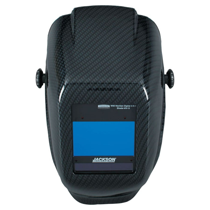 Jackson NexGen Digital Variable ADF Carbon Fiber Welding Helmet - 46156