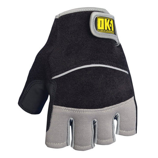 OccuNomix Terry Lifter Padded Palm Gloves, Synthetic Leather - 422X
