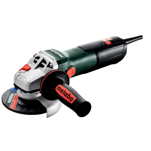 "Metabo W-11-125 Quick 4.5""-5"" Angle Grinder w/ Lock-On - 603623420"