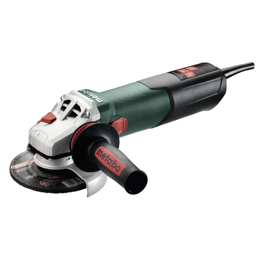 "Metabo W 13-125 Quick 4.5""-5"" Angle Grinder w/ Lock-On - 603627420"