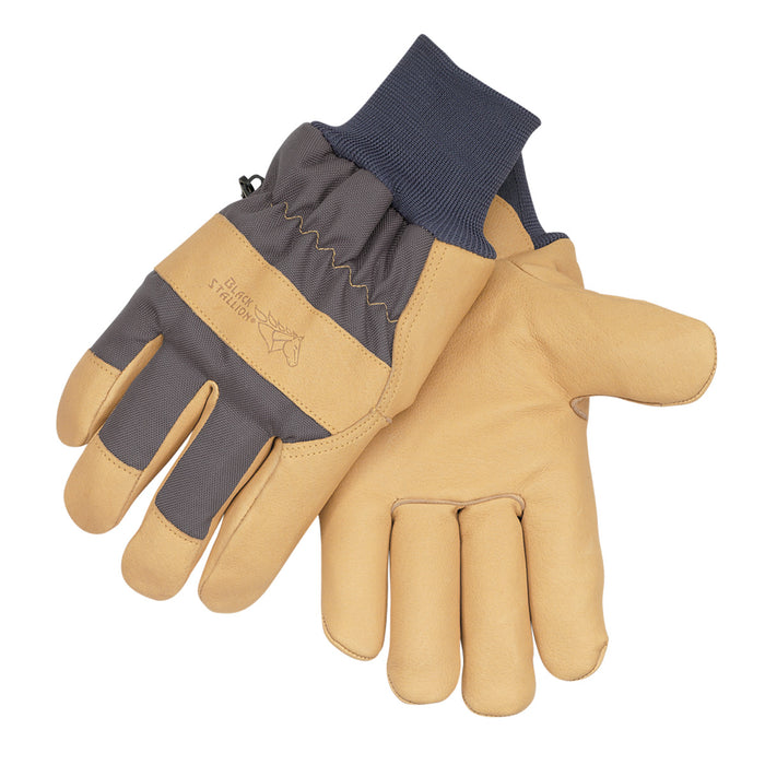 Black Stallion 6LPK Insulated Winter Work Glove
