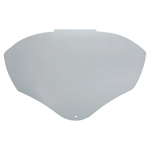 Uvex Bionic Face Shield Replacement Visors, Uncoated Polycarbonate - S8550