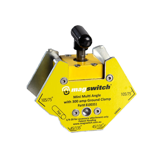Magswitch Mini Multi Angle w/ 300 Amp Ground Clamp - 8100351