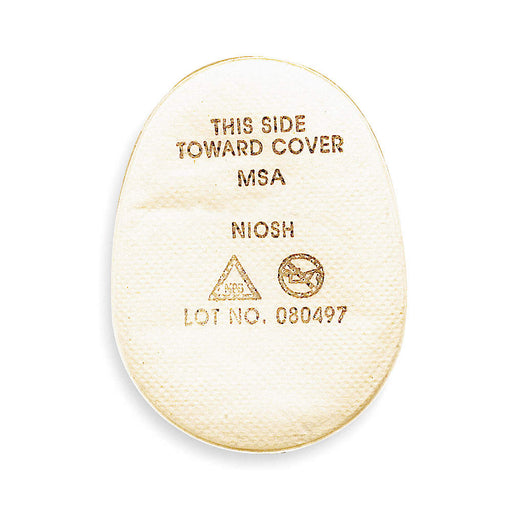 MSA Advantage N95 Pre-Filter, 10/pk - 815394