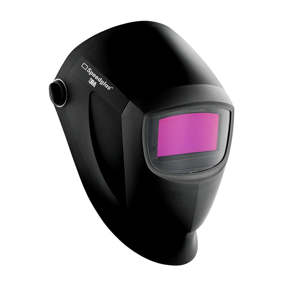 3M 9200NC Speedglas Welding Helmet - Side View