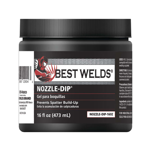 Best Welds Nozzle Dip Gel, 16 oz